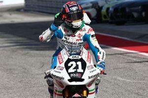 Fabio di Giannantonio, Federal Oil Gresini Moto2
