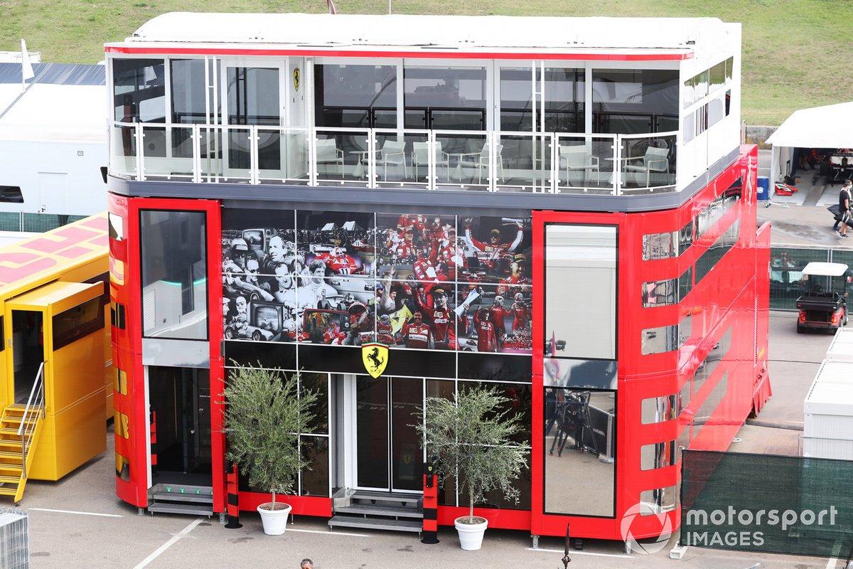 Hospitality Ferrari