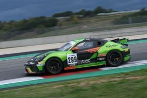 Daniel Webster, Giacomo Riva, CRAM Motorsport, PORSCHE CAYMAN 718 GT4