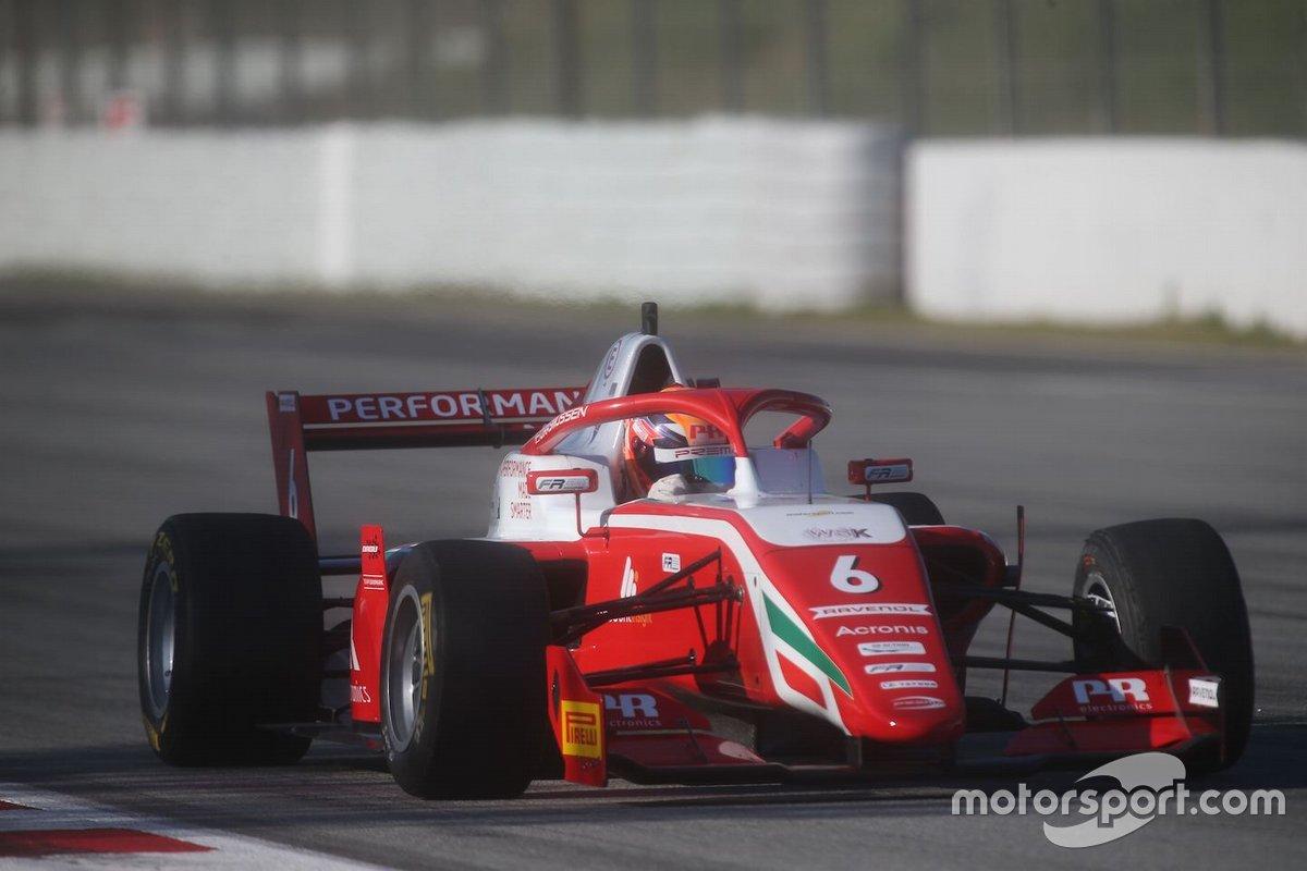 Oliver Rasmussen, Prema Powerteam