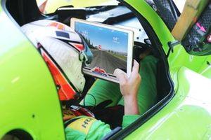 #34 Inter Europol Competition Ligier JSP217 - Gibson: Jakub Smiechowski