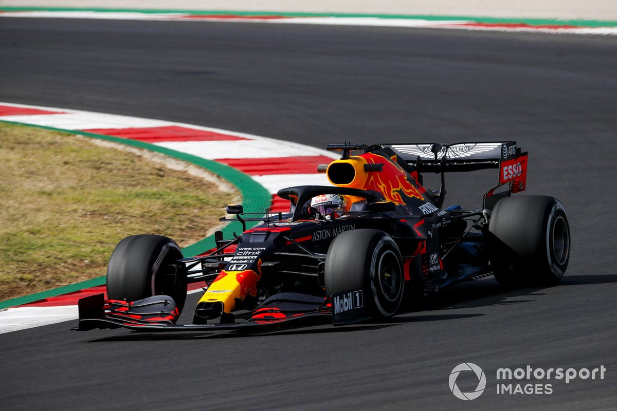 Max Verstappen, Red Bull Racing RB16