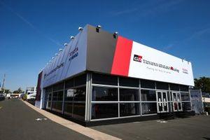 Toyota Gazoo Racing paddock