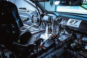 Салон Audi RS3 TCR