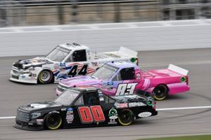 Josh Reaume, Reaume Brothers Racing, Toyota Tundra Ray Ciccarelli, CMI Motorsports, Chevrolet Silverado CMI Motorsports Colin Garrett, Niece Motorsports, Chevrolet Silverado The Rosie Network