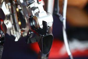 Vue détaillée d'une Ducati