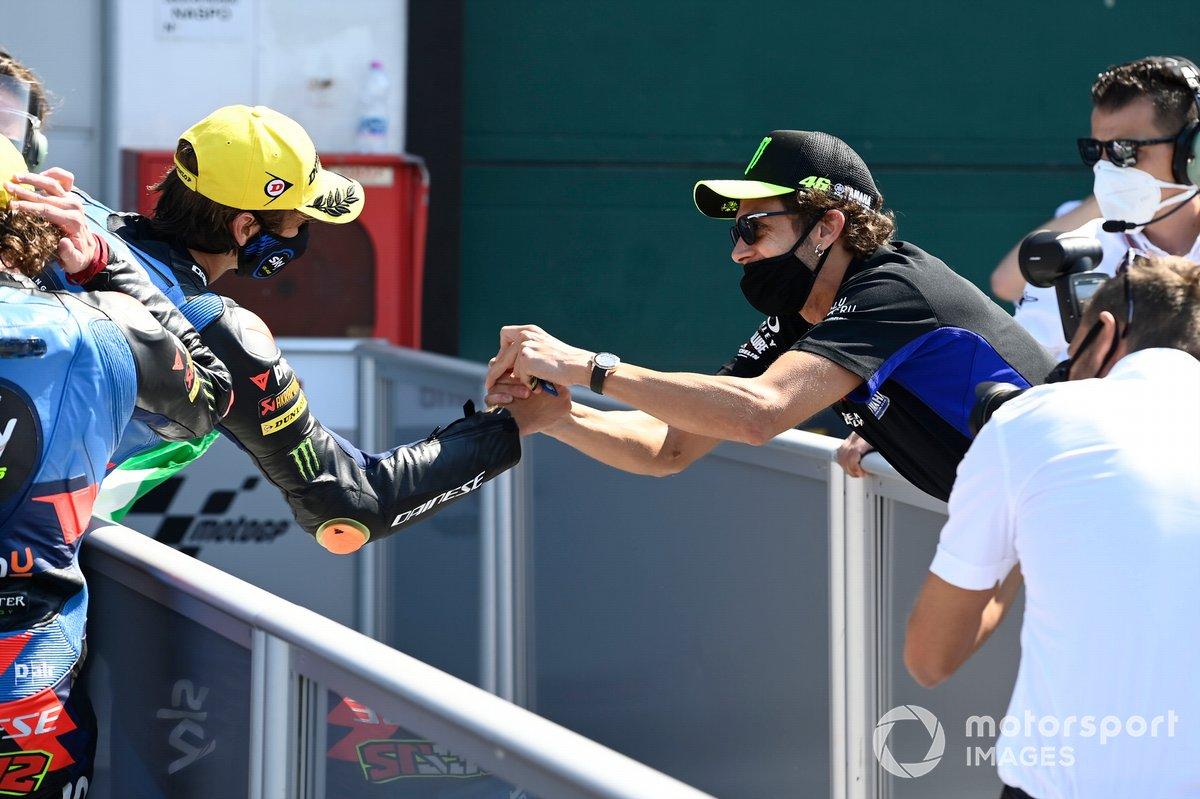 Valentino Rossi, Luca Marini, Sky Racing Team VR46