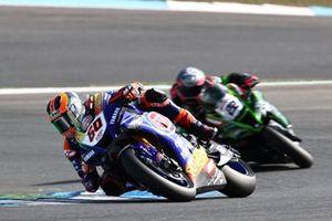 Michael van Der Mark, Pata Yamaha, Alex Lowes, Kawasaki Racing Team