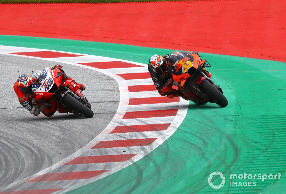 Jack Miller, Pramac Racing, Pol Espargaro, Red Bull KTM Factory Racing