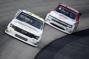 Jordan Anderson, Jordan Anderson Racing, Chevrolet Silverado Bommarito.com, Austin Wayne Self, AM Racing, Chevrolet Silverado GOTEXAN/AM Technical Solutions