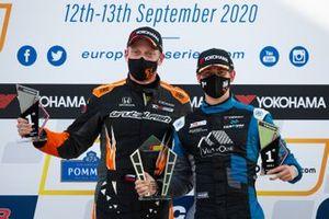 Martin Ryba, Brutal Fish Racing Team, Honda Civic Type R TCR, Nicolas Baert, Comtoyou Racing, Audi RS 3 LMS TCR