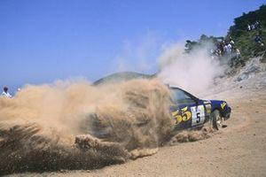 Colin McRae, Derek Ringer, Subaru Legacy RS