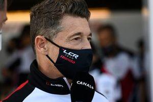 Lucio Cecchinello, directeur LCR Honda Team