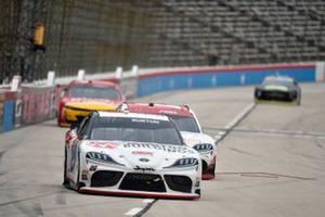 Yarış galibi: Harrison Burton, Joe Gibbs Racing, Toyota Supra