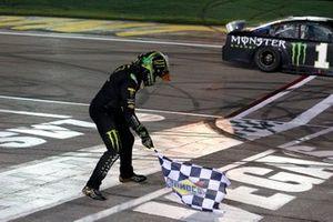 Yarış galibi Kurt Busch, Chip Ganassi Racing, Chevrolet Camaro