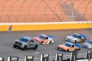 Tyler Ankrum, GMS Racing, Chevrolet Silverado Liuna! Brett Moffitt, GMS Racing, Chevrolet Silverado GMS Fabrication Sheldon Creed, GMS Racing, Chevrolet Silverado Chevy.com/Trench Shoring Toyota Pace Truck