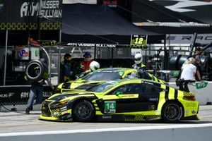 #14 AIM Vasser Sullivan Lexus RC-F GT3, GTD: Jack Hawksworth, Michael De Quesada, Daniel Morad