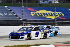 Chase Elliott, Hendrick Motorsports, Chevrolet Camaro NAPA Auto Parts, Quin Houff, StarCom Racing, Chevrolet Camaro UNITS