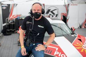 Stefano Pezzucchi, Team Manager Krypton Motorsport