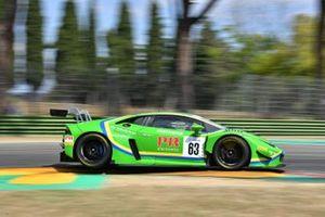 Danny Kroes, Frederik Schandorff, Tuomas Tujula, Lamborghini Huracan GT3 EVO, Vincenzo Sospiri Racing