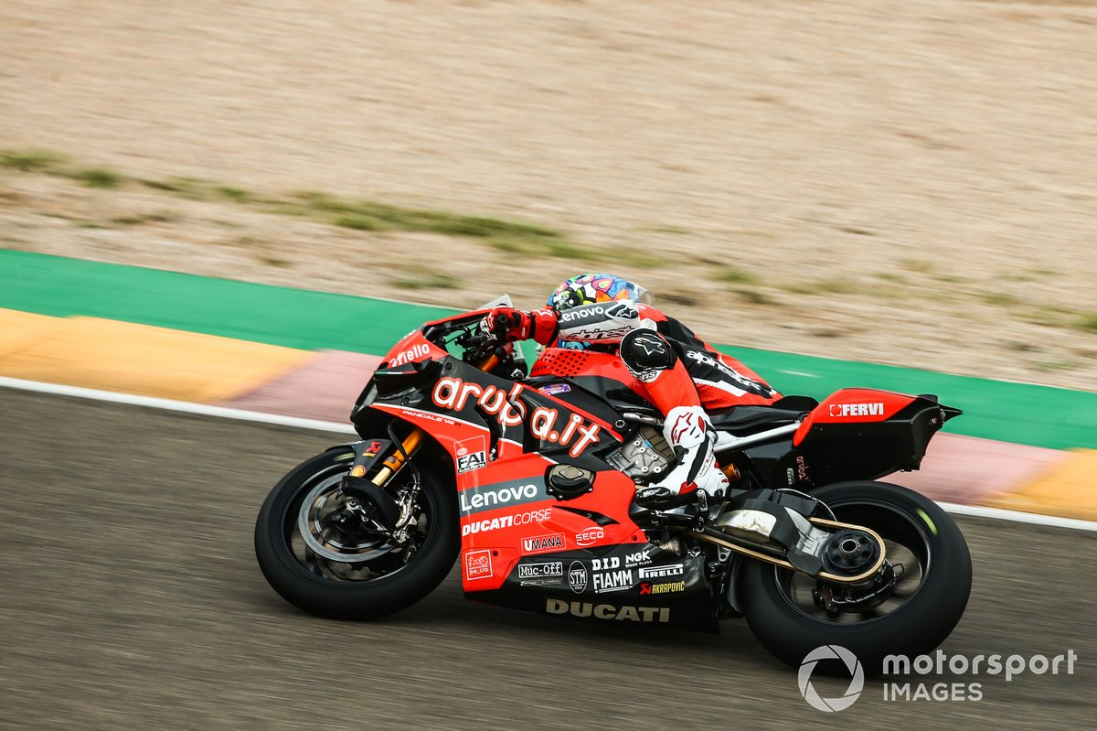 Chaz Davies, ARUBAIT Racing Ducati