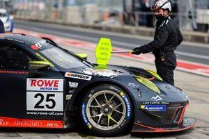 #25 Huber Motorsport Porsche 911 GT3 R: Marco Holzer, Lorenzo Rocco Di Torrepadula, Patrick Kolb