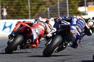 Leon Haslam, Team HRC, Loris Baz, Ten Kate Racing Yamaha