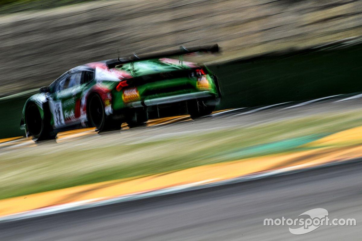 Lamborghini Huracan del team Imperiale Racing