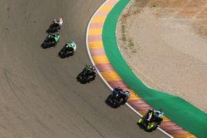 Scott Deroue, MTM Kawasaki Motoport, Thomas Brianti, Prodina Ircos Team WorldSSP300, Jeffery Buis, MTM Kawasaki Motoport
