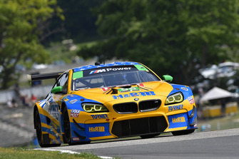 #96 Turner Motorsport BMW M6 GT3, GTD - Robby Foley, Bill Auberlen