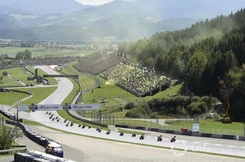 #1: Red Bull Ring (Austria) - 186,967 km/h