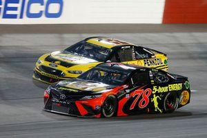 Martin Truex Jr., Furniture Row Racing, Toyota Camry Bass Pro Shops/5-hour ENERGY Joey Logano, Team Penske, Ford Fusion Pennzoil