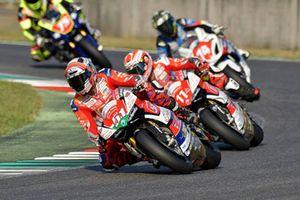 Michele Pirro, Ducati Barni Racing