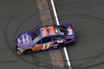 Denny Hamlin, Joe Gibbs Racing, Toyota Camry FedEx Possibilities