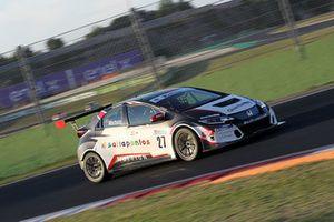 Cesar André Machado, Honda Civic TCR, Target