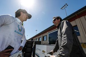 Colton Herta, Harding Racing Chevrolet, Bryan Herta