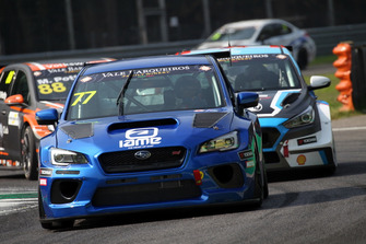 Roberto Russo, Top Run Motorsport Subaru WRX STI TCR