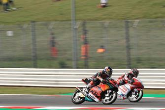 Kaito Toba, Idemitsu Honda Team Asia, Darryn Binder, Red Bull KTM Ajo