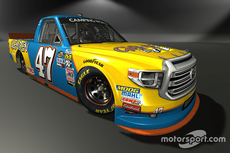 Chris Fontaine, Toyota Tundra
