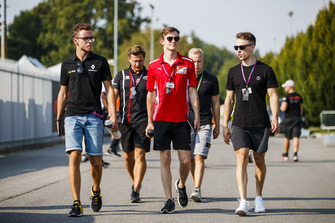Anthoine Hubert, ART Grand Prix, Callum Ilott, ART Grand Prix, Jake Hughes, ART Grand Prix
