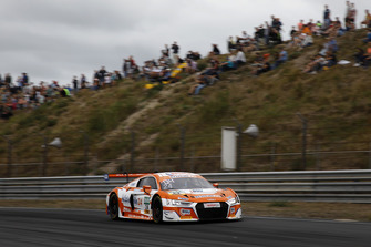 #24 BWT Mücke Motorsport Audi R8 LMS: Mike David Ortmann, Markus Winkelhock
