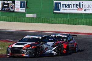 Enrico Bettera, AudiRS3 LMS TCR