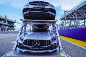Safety car and Medical Car freight