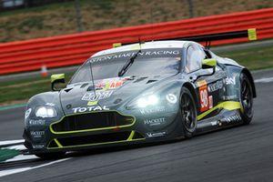 #98 Aston Martin Racing Aston Martin Vantage: Пол Далла Лана, Педро Лами, Маттиас Лауда