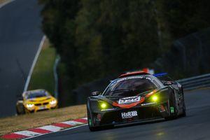 #969 Porsche Cayman GT4 CS: Moritz Kranz, Michael Rebhan, Felix Günther