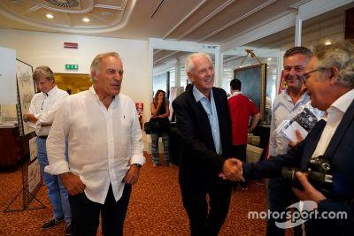 Mostra e disegni di 50 anni di F1