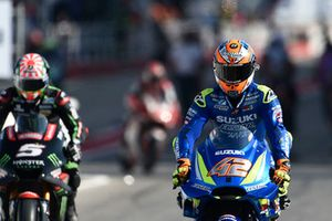 Alex Rins, Team Suzuki MotoGP, Johann Zarco, Monster Yamaha Tech 3