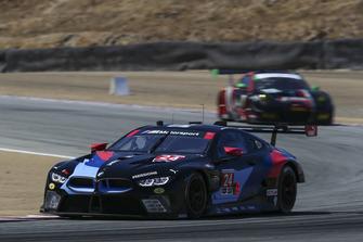 #24 BMW Team RLL BMW M8 GTLM: John Edwards, Jesse Krohn