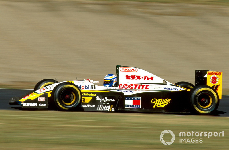 Mika Salo, Lotus 109