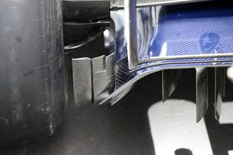 Difusor del Sauber C37